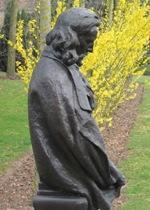 Buste de Léon Cladel.