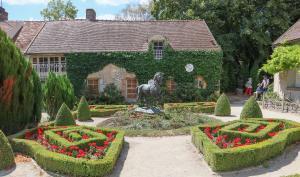 Jardin bourdelle