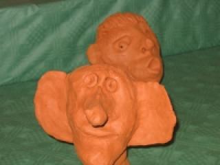 Atelier sculpteur en herbe (enfants).