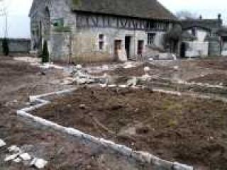 Restauration. Février 2005.